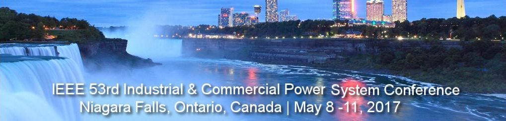 IEEE 53rd Industrial Commercial Power System Conference